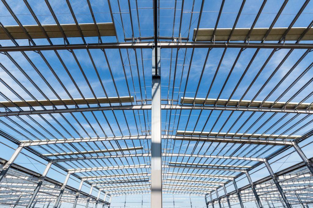 Fabricación Taller de estructuras metálicas en acero inoxidable